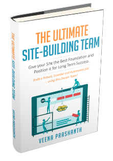 The Ultimate Site-Building Team